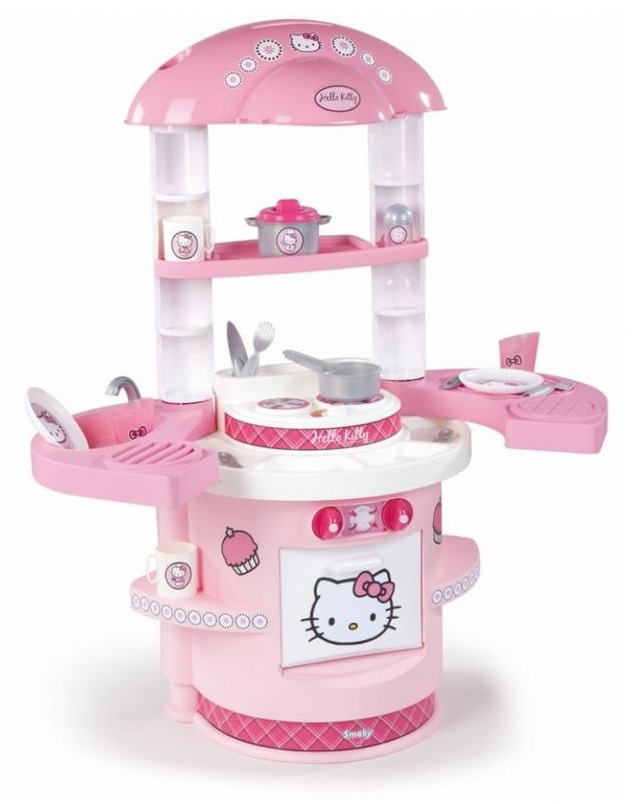 Кухня Hello Kitty Smoby