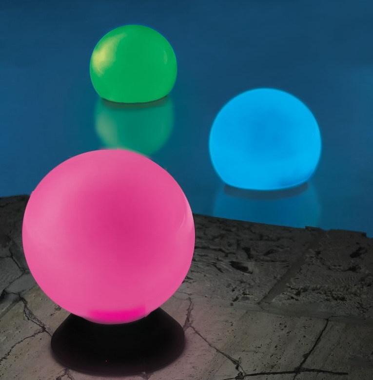 Светящиеся шар своими руками