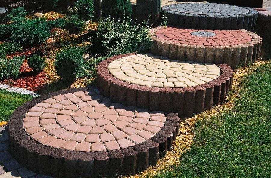 Сделать форм для тротуарной плитки своими руками 51