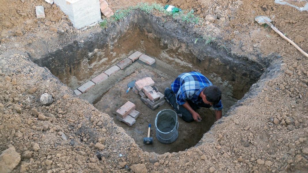 Как сделать погреб под дачей 738