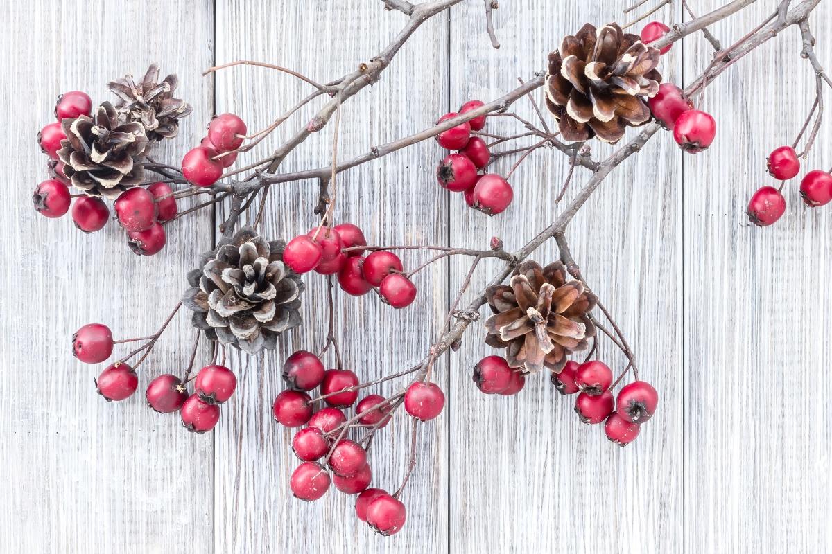 10 простых идей новогодних украшений