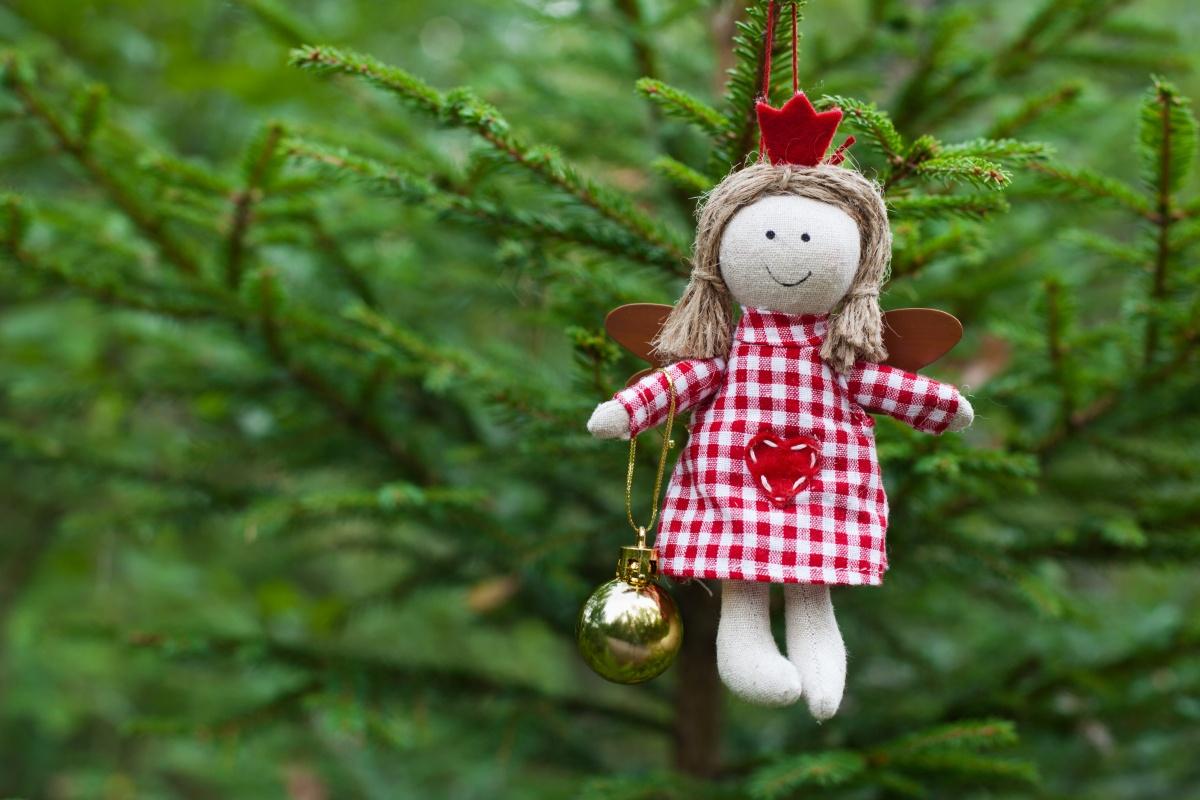 Самодельные игрушки на елку своими руками фото