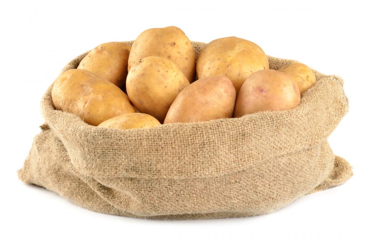 Картинки мешок картошки