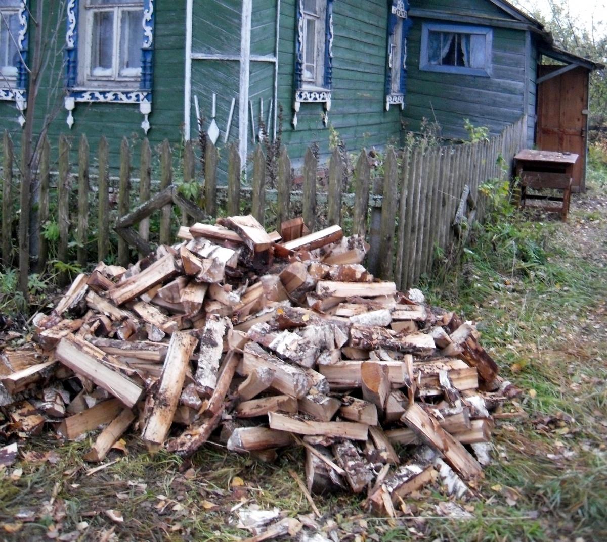 О дровах тоже нужно знать немало
