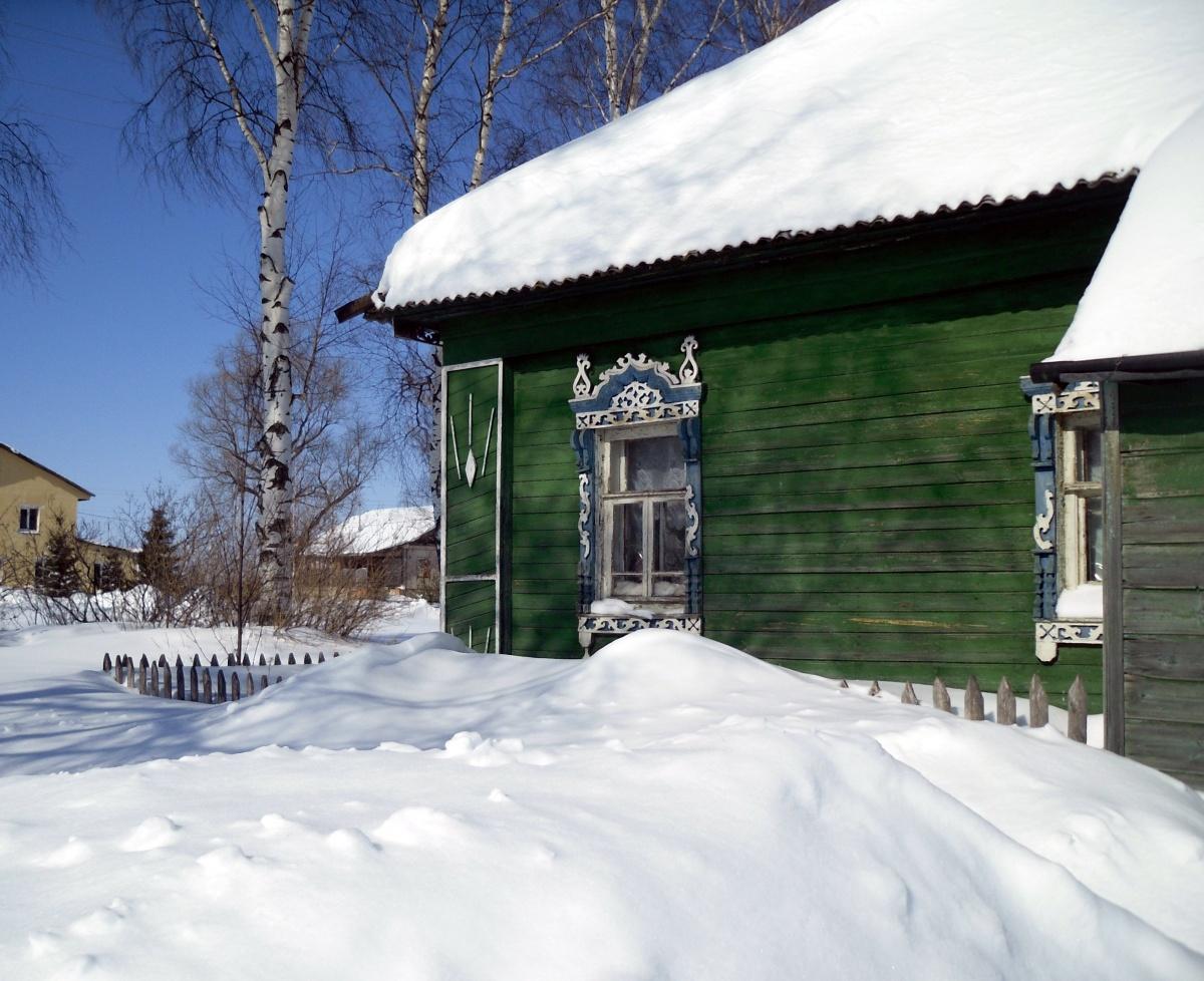Жизнь в деревне - это не только радости, но и трудности