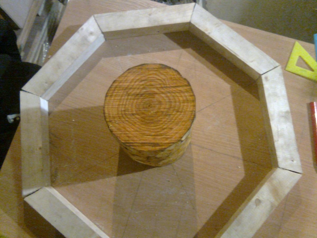 как сделать декоративную мельницу в сад своими руками