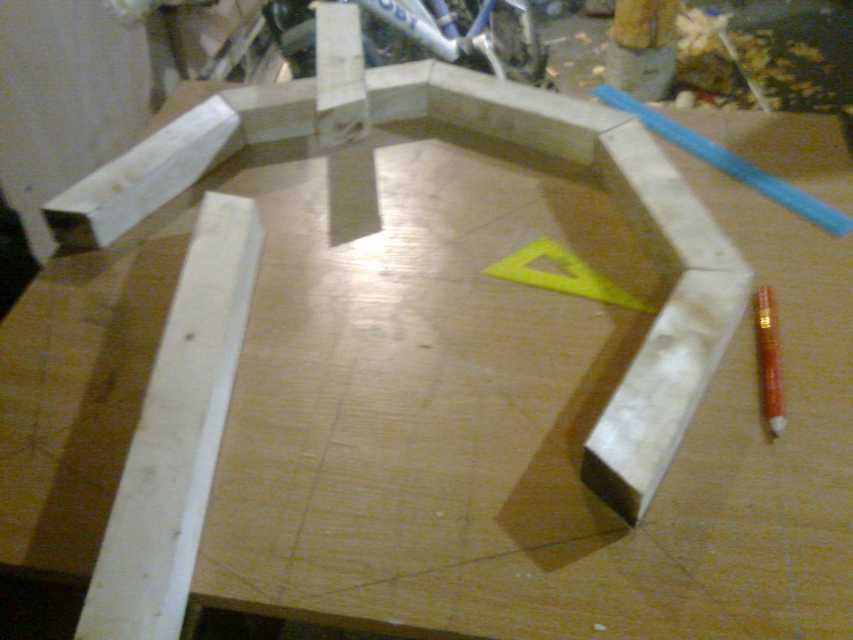 как изготовить своими руками станок по изготовлению шлакоблоков
