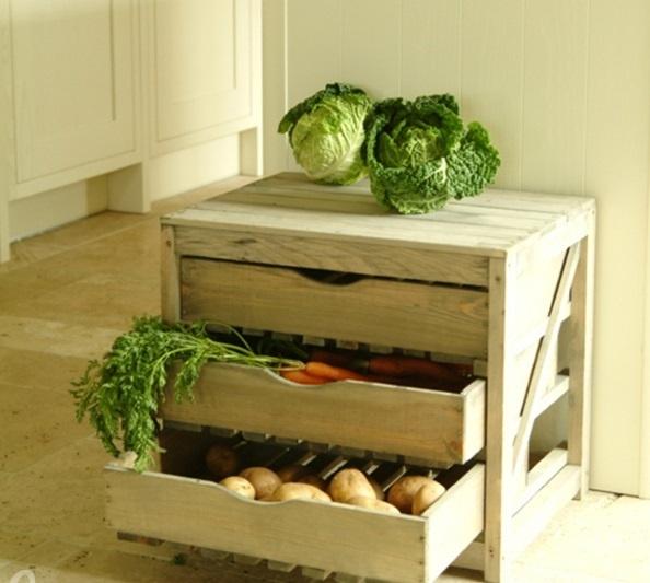 Ящики своими руками для овощей