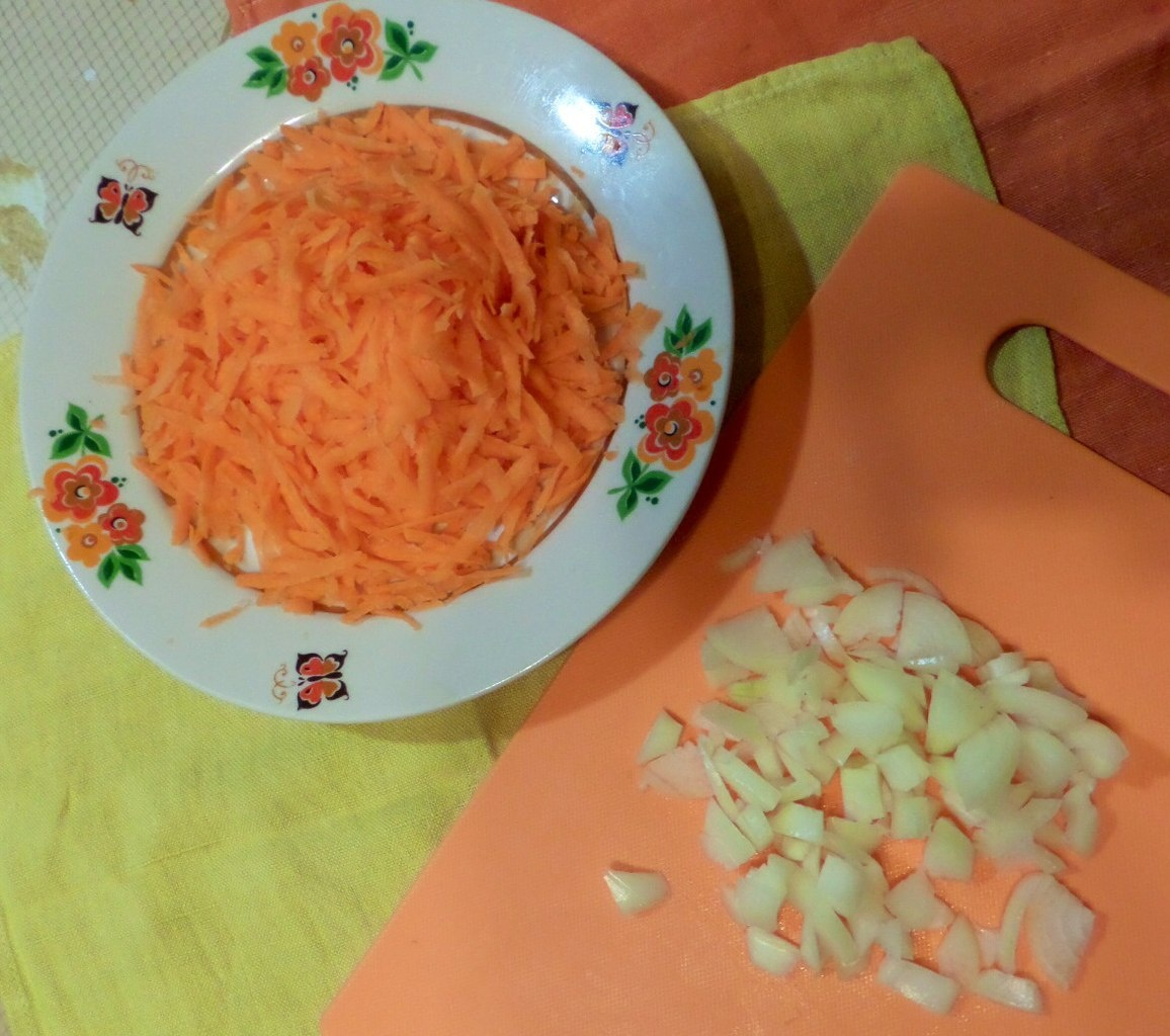 рецепт суп с гренками и картошкой