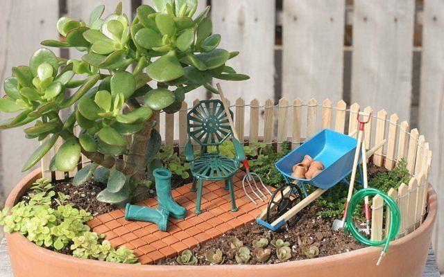 Горшки своими руками в садик