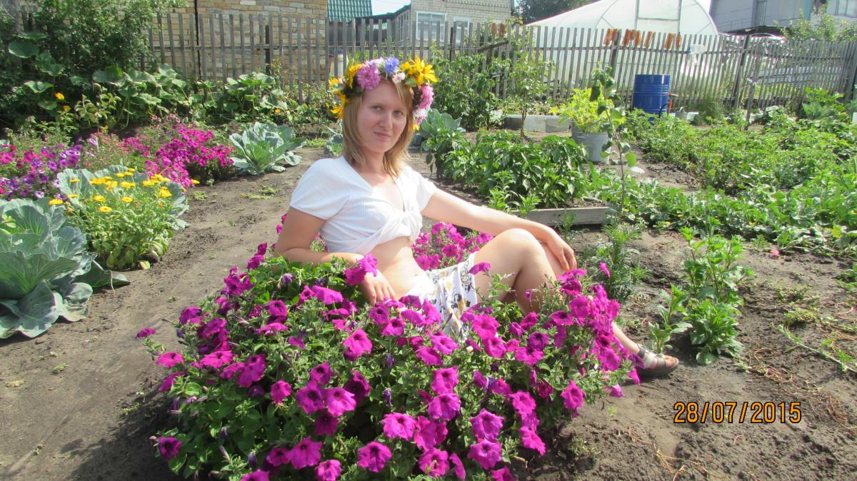 во саду ли в огороде рецепты салатов