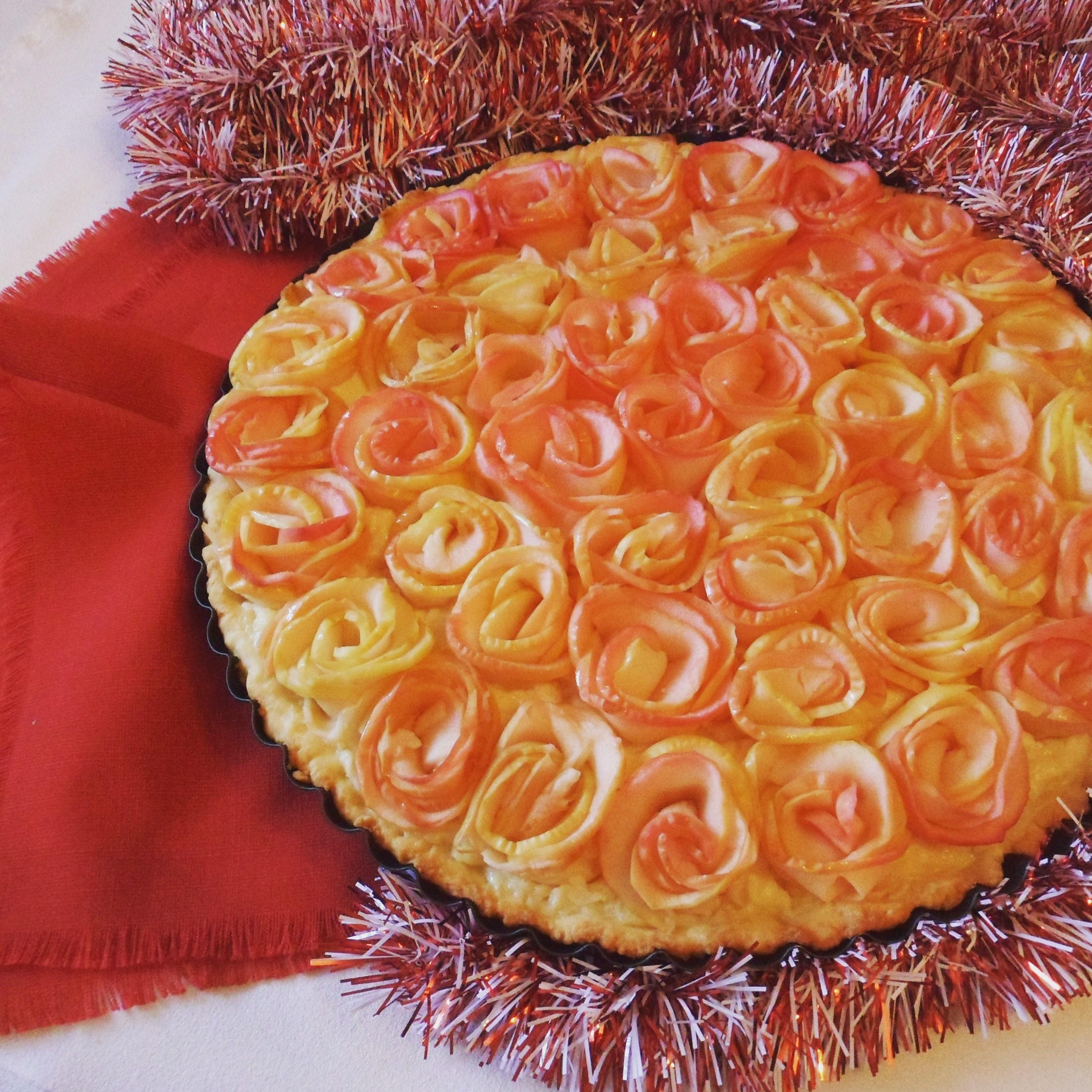 также яблочный пирог роза рецепт с фото говорить дамской сумочке