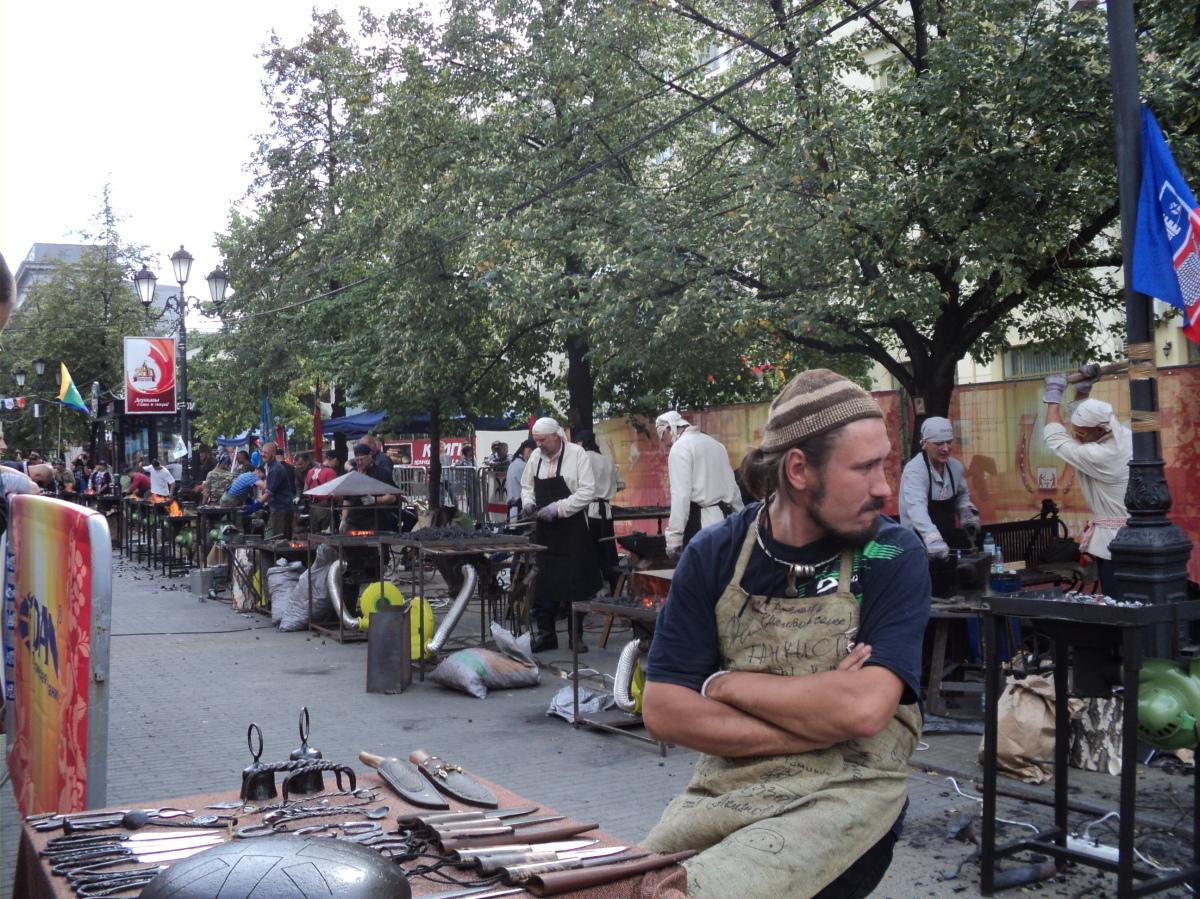 улица кузнецов