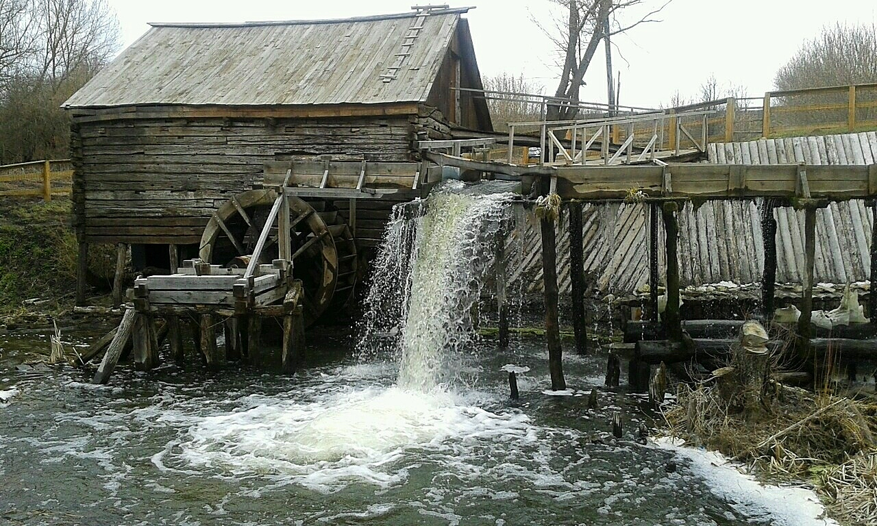 есть водяные мельницы конотопского уезда фото понятно, что